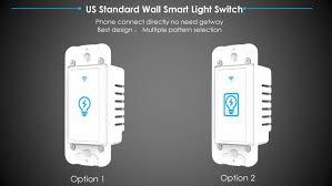 ks 602 smart wall light switch us standard hidin tech co ltd