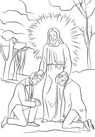Click To See Printable Version Of Joseph Smith And Oliver Cowdery Receiving Priesthood Authority From John