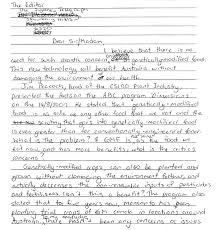 ideas of write a letter to the editor newspaper about cover letter