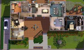 Sims 3 Big House Floor Plans by Sims 2 House Plans Ps2