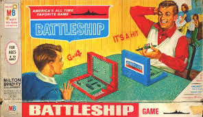 The Best Part Of Battleship Was Those Hard Plastic Cases Game Came In It Like Its Own Luggage Set And Not To Feel Important When You