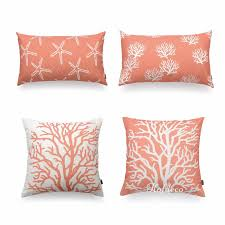 Red Decorative Lumbar Pillows by Decor Red Dotted Decorative Lumbar Pillows For Sofa And Chair