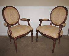 Used Ethan Allen Wingback Chairs by Ethan Allen Chairs Ebay