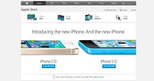 You Can Now Buy iPhone 5S Gold on Malaysia Apple Store