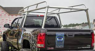 Custom Aluminum Truck Racks | Canlisohbethattiniz.com Magnum Truck Racks Amazoncom Thule Xsporter Pro Multiheight Alinum Rack 5 Maxxhaul Universal And Accsories Oliver Travel Trailers Vantech Ladder Pinterest Ford Transit Connect Tuff Custom For A Tundra Ladder Racks Camper Shells Bed Utility