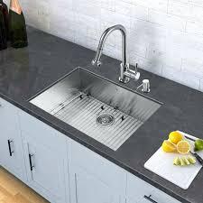 Swanstone Kitchen Sinks Menards by All In One Kitchen Sinks Shop Kitchen Sink In X In Black Onyx