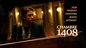 d horreur chambre 1408 test dvd chambre 1408