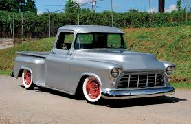1955 Chevy Stepside - Meant To Be - Hot Rod Network 1992 Chevrolet Ck 1500 Series Stepside Silverado Stock 111058 For Sold 1976 C10 Pickup Truck Sale By Auto 1962 Chevrolet Ton Patina Shop Truck Hot Rat Rod C20 Longbed Amazoncom Jada Bigtime Kustoms 1955 Chevy 1 1985 New Show Street 8898 Full Size Gmcchevy Stepside Avs 1975 K10 4x4 Manual 350 V8 Classic 57 Inspirational 1957 Built 1967 Chevy Monster Pickup Restoration Wikipedia 3d Manly Key Rack W 5 Hooks And Bed Franklin Mint 124 Scale