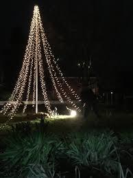 Flagpole Christmas Tree by Flagpole Christmas Tree Lights Christmas Lights Card And Decore
