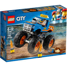 100 Lego City Truck Monster Baby Toys Shop The Exchange