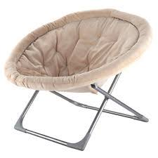Plush Saucer Chair Target by Folding Chairs Ebay