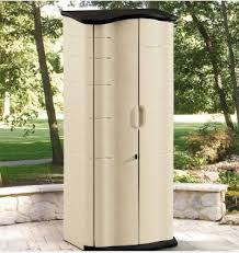 Rubbermaid Medium Vertical Storage Shed by Best Storage Cabinet Rubbermaid Outdoor Vertical Storage Shed