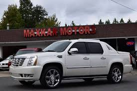 Used Cadillac Escalade EXT For Sale in Virginia Carsforsale