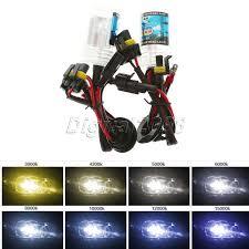 2pcs 12v 35w xenon hid replacement headlight bulbs lights l h3