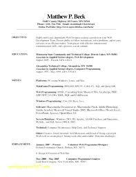 Machinist Resume Objective Top Result Sample For Lovely Best Gallery Cnc