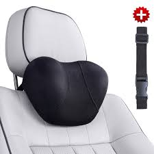 Conthou Car Neck Pillow Memory Foam For Cervical Pain Relief, Ergonomic  Neck Support With Extender Strap For Car Seat, Office Chair, Recliner And  ... 4 Noteworthy Features Of Ergonomic Office Chairs By The 9 Best Lumbar Support Pillows 2019 Chair For Neck Pain Back And Home Design Ideas For May Buyers Guide Reviews Dental To Prevent Or Manage Shoulder And Neck Pain Conthou Car Pillow Memory Foam Cervical Relief With Extender Strap Seat Recliner Pin Erlangfahresi On Desk Office Design Chair Kneeling Defy Desk Kb A Human Eeering With 30 Improb