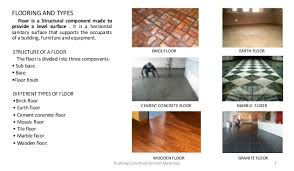 Types Of Flooring Materials by Mosaic And Terrazo Flooring