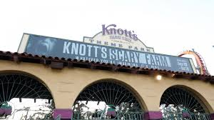 Knotts Berry Farm Halloween 2016 by Knott U0027s Scary Farm 2016 Opening Night Report Theme Park Review