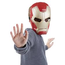Best Halloween Voice Changer by Avengers Iron Man Voice Changer Mask Costumes Amazon Canada
