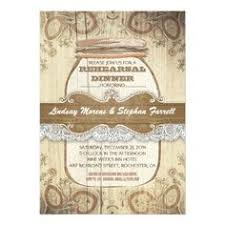 Rustic Rehearsal Dinner Invitations To Bring Your Dream Design Into Invitation 1
