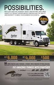 100 Panther Trucking Volume 12 Issue 2