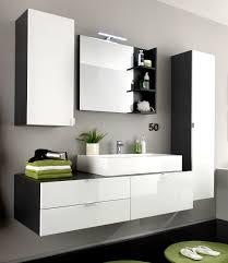 badmöbel badezimmer set weiß hochglanz grau set 4 teilig