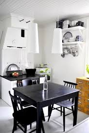 Very Small Kitchen Table Ideas by 30 Small Dining Rooms And Zones Decorated With Style Digsdigs