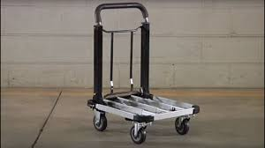 Roughneck Folding Platform Truck - 330-Lb. Capacity - YouTube Shop Hand Trucks Dollies At Lowescom Flatform Four Wheel Handtruck Model Platform Buy High Magna Cart Personal 150 Lb Capacity Alinum Folding Truck Similiar Keywords 29 Truck Cart Allowed Ptopkitinfo Top 10 Best Portable Dolly Reviews In 2018 Paramatan 21 500 Kg Turntable 1 300 Capture Lowes Canada With 4 Know About The Of 2017 109236 Only 60 Trendingtodaypw