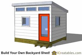 Saltbox Shed Plans 10x12 by 10x12 Shed Plans Building Your Own Storage Shed Icreatables