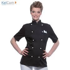 blouse cuisine femme blouse de cuisine publicitaire kogu vestes personnalisées kelcom