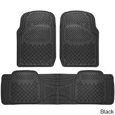 OxGord Diamond Rugged 3-piece All-weather Rubber Automotive Floor ... Us 4pcs Car Truck Suv Van Custom Pvc Rubber Floor Mats Carpet Front Amazing Wallpapers Hot Sale Uxcell Peeva Foam Plastic Suv Trunk Cargo Oxgord Diamond Rugged 3piece Allweather Automotive Buy Plasticolor 0054r01 2nd Row Footwell Coverage Black 000666r01 1st With Graphics Top 10 Best Liners 2017 Review Rated Metallic Red For Trim To Fit 4 Pilot Piece Tan Mat Set Queen Weathertech Allweather Mobile Living And
