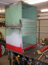 Used Vidmar Cabinets California by Saving A Beat Up Stanley Vidmar Cabinet The Garage Journal Board