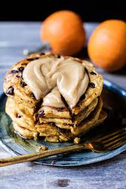 Easy Pumpkin Pancake Recipe by Chocolate Chip Pumpkin Pancakes With Whipped Maple Butter Video