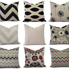 2 Decorative Throw Pillow Covers
