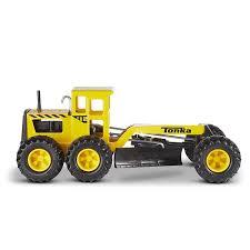Amazon.com: Tonka Steel Grader Vehicle: Toys & Games
