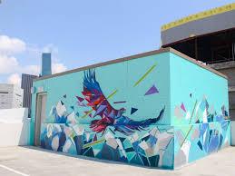 Deep Ellum Mural Tour by Downtown Dallas U0027 Victory Park Jumps On Colorful Mural Bandwagon