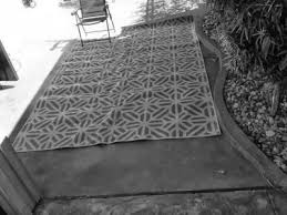 Outdoor Patio Mats 9x12 by Coffee Tables Outdoor Patio Carpet Outdoor Rugs Lowes Outdoor