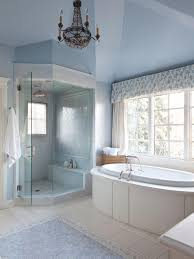 Gray And Teal Bathroom by Master Bathrooms Hgtv
