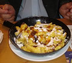 cuisine autrichienne kaiserschmarren et palatschinken gastronomie recettes de