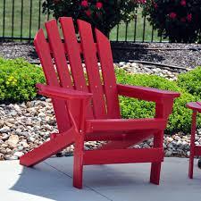 Red Adirondack Chairs Polywood frog furnishings cape cod adirondack chair white