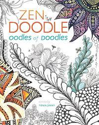 Zendoodle Books Zen Doodling Art