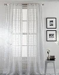 Dkny Mosaic Curtain Panels by Amazon Com Dkny Mineral Taupe Silver Rod Pocket Curtains 100