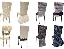 Inspiring Kitchen Chair Back Covers And Get A Chair Covers Pattern