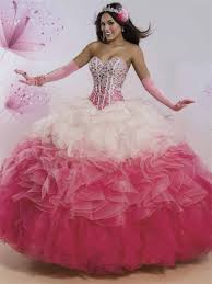 white and blue quinceanera promotion shop for promotional white