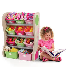 Step2 Tan 2 In 1 by Amazon Com Step2 Fun Time Room Organizer And Toy Storage Pink