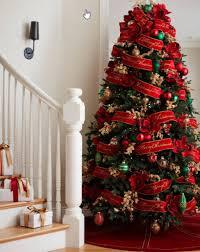 60 Christmas Tree Skirt BalsamHill Burgundy Gold Noel Decor Happy Holiday Santa Hover To Zoom