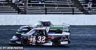 100 Pro Stock Truck NASCAR Saturday Night Showdown Back To School Bash Seekonk