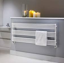 salle de bain radiateur salle bains mural blanc design élégant
