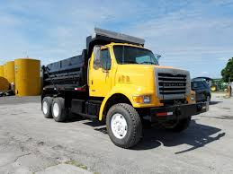 STERLING Dump Trucks For Sale