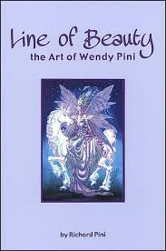 LINE OF BEAUTY The Art Of Wendy Pini